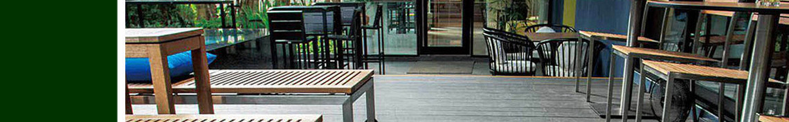 Möbler från Strand Stainless