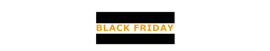 Ladda inför Black Friday